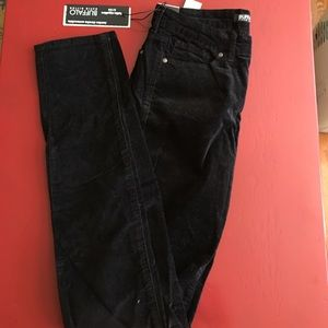 Buffalo David Bitton Black Corduroy Pants
